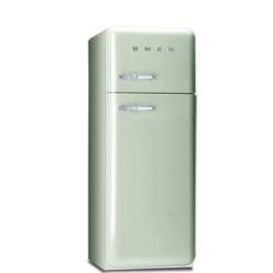 Smeg - FAB30RV1 Libera installazione 231L 64L A++ Verde frigorifero con congelatore