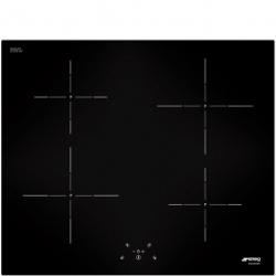Smeg - SI5642D Incasso Piano cottura a induzione Nero piano cottura