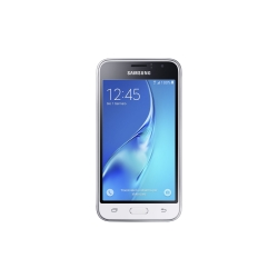 Samsung - GALAXY J1 2016 8GB WHITE