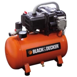 Black+Decker - COMPRESSORE 12LT