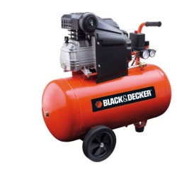 Black+Decker - COMPRESSORE 50LT OLIATO