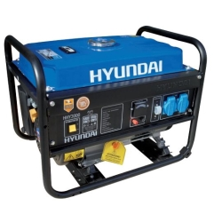 Hyundai - GENERATORE HY3000 BENZ.2,8KW A