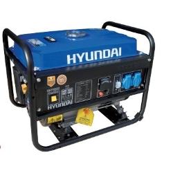 Hyundai - GENERATORE HY4000 BENZ.3,3KW A