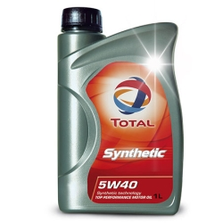 Total - Synthetic B/D 5W40 LT1