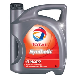 Total - Synthetic 5W40 LT4