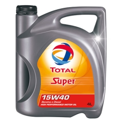 Total - Super B/D 15W40 LT4