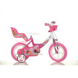 DINO BIKES - Winx Ragazze Città Metallo Rosa bicicletta