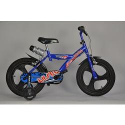 DINO BIKES - 163G 13DB Ragazzi Metallo Blu bicicletta