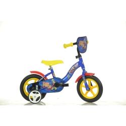 DINO BIKES - 108L SIP Ragazzi Metallo Blu, Rosso, Giallo bicicletta