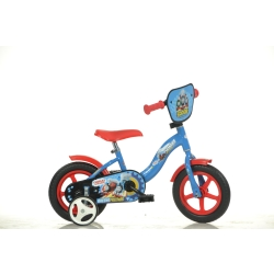 DINO BIKES - 108L THO Ragazzi Metallo Blu, Rosso bicicletta