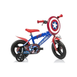 "DINO BIKES - BICI 12"" 1 FRENO CAPITAN AM.+S"