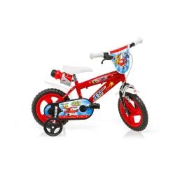 "DINO BIKES - Bici Bimbo 12"" 1 Freno Super Wings"