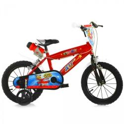 "DINO BIKES - Bici Bimbo 14"" Super Wings"