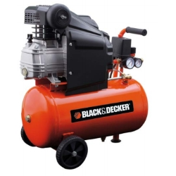 Black+Decker - COMPRESSORE OLIATO 24LT