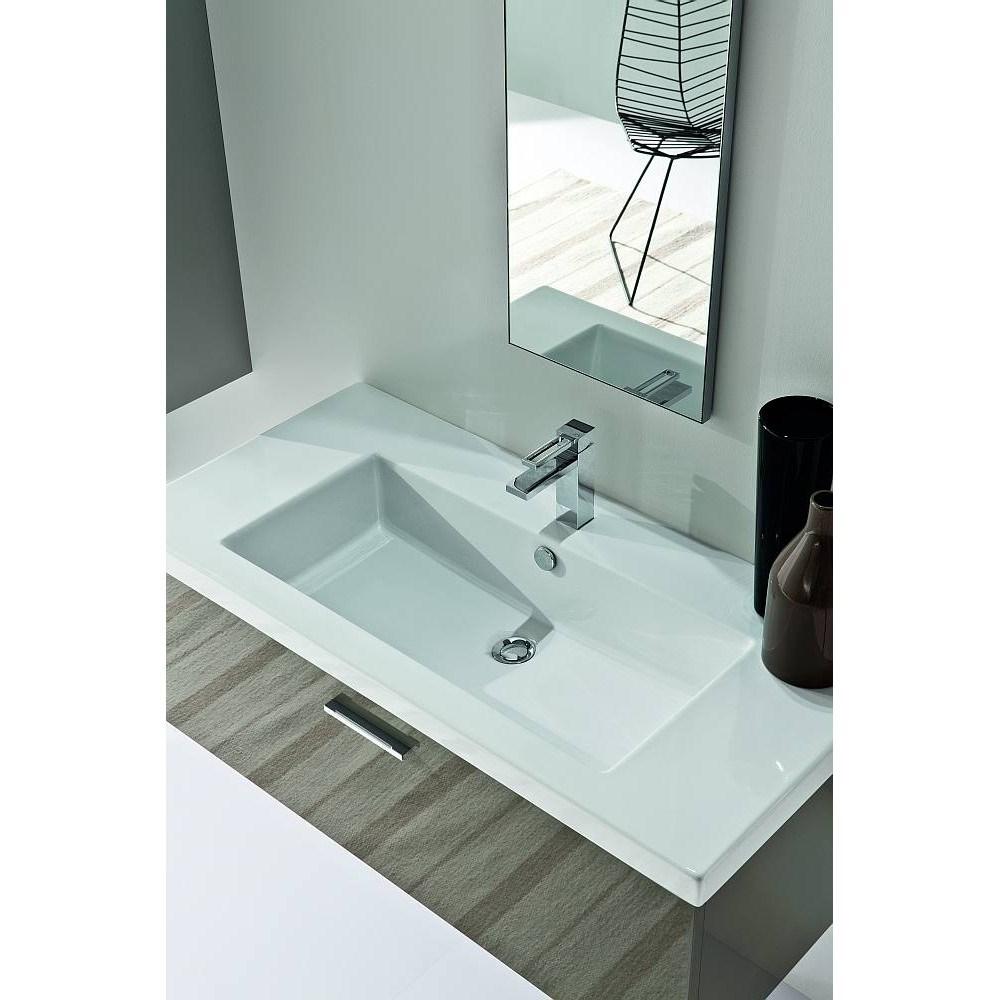 Collezione bagni moderno arredo bagno linea dual shop for Arredo bagno shop on line
