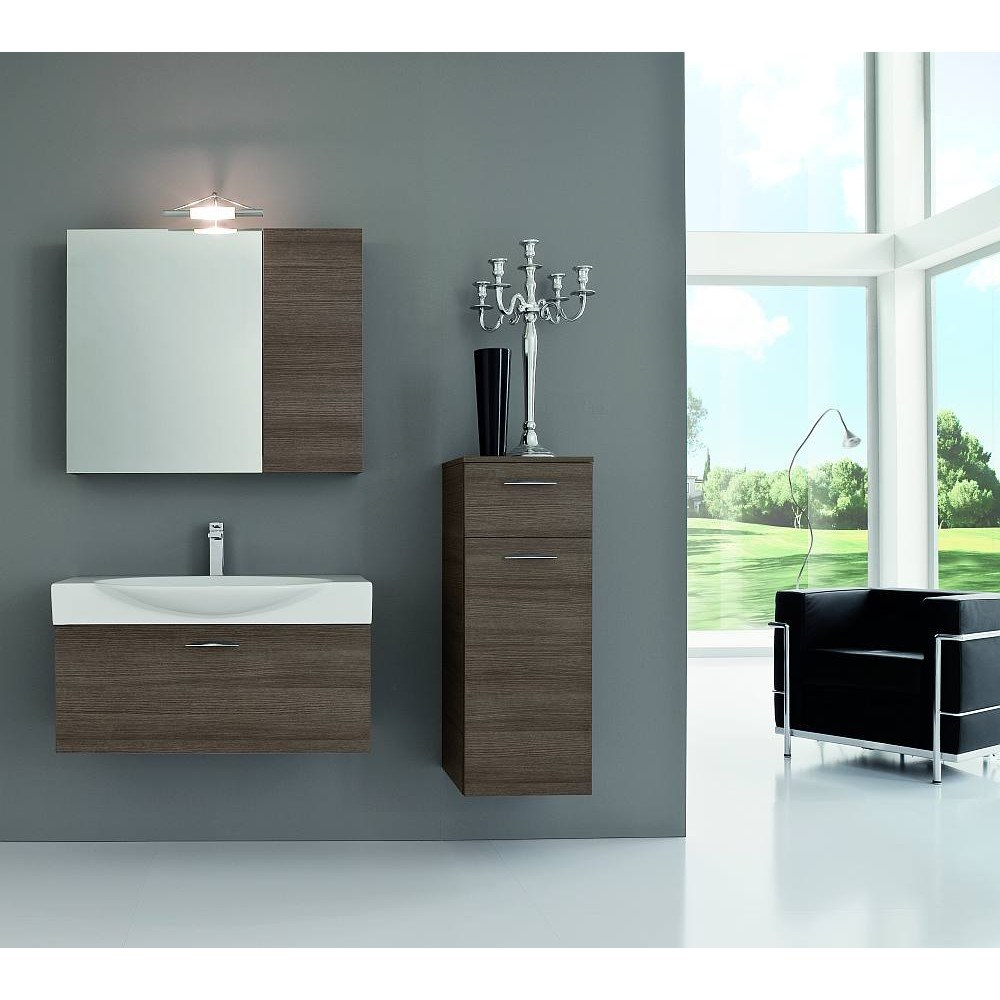 Collezione bagni moderno arredo bagno linea dual shop for Outlet online mobili