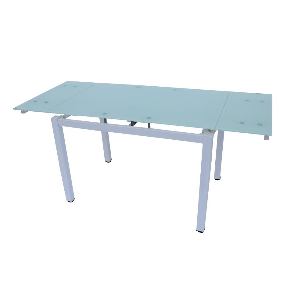 G tavoli tavolo allungabile melody bianco shop online su for Tavoli allungabili grancasa