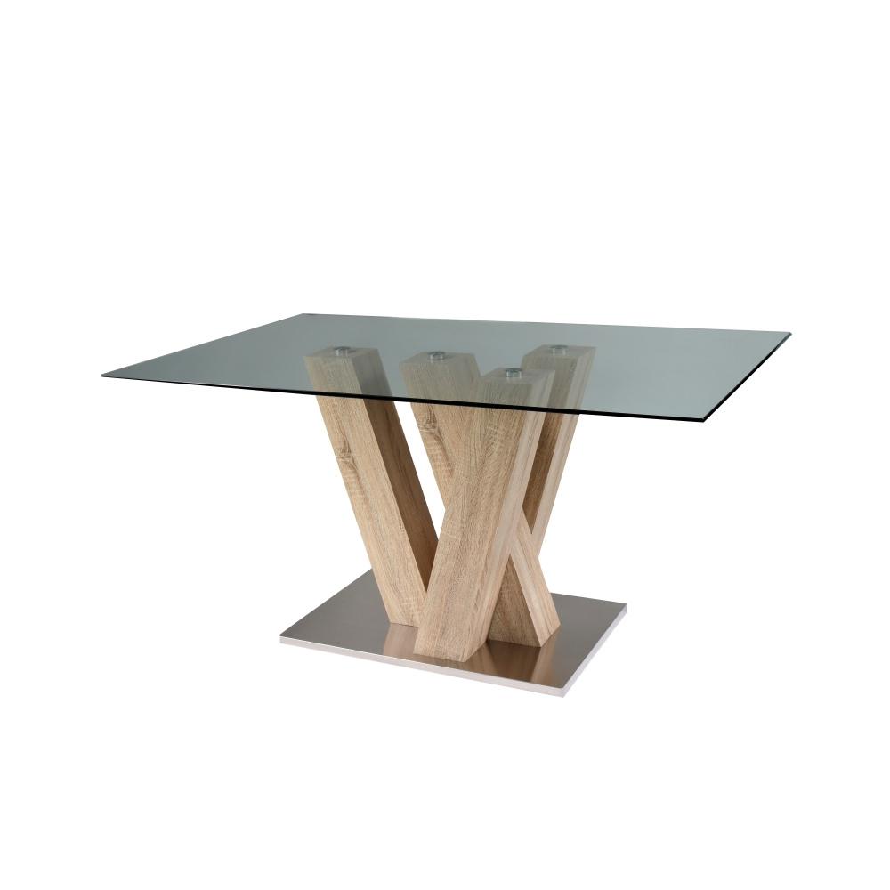Grancasa tavoli basi per tavoli in cristallo   Showroomdelserramento