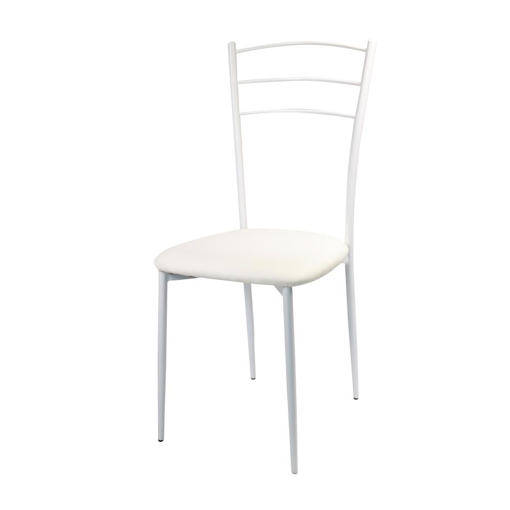 G sedie arredo sedia new ardea bianca shop online su for Sedie arredo