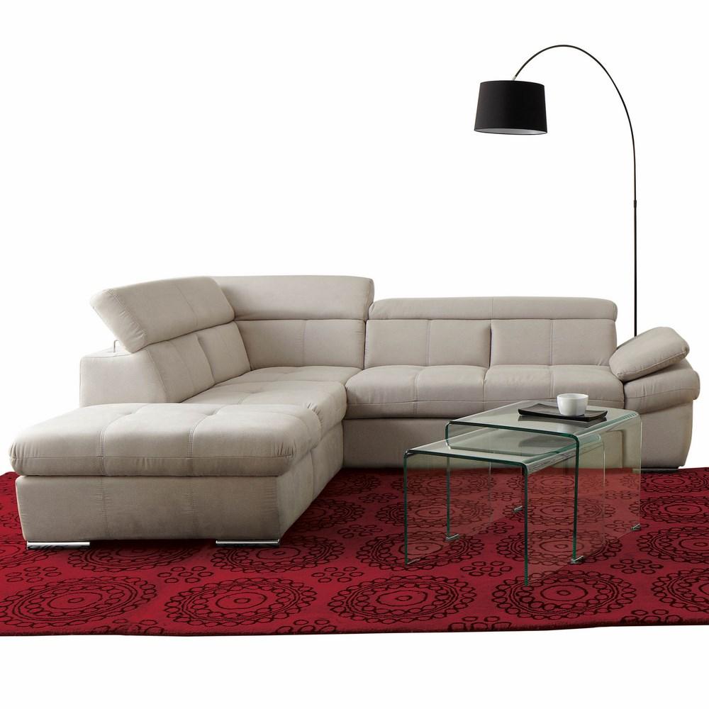 Collezione gransofa 39 pelle divano letto angolare shop - Divano letto angolare divani e divani ...