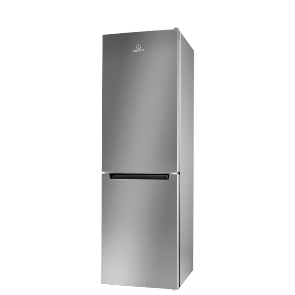 LI80 FF2 S B Libera installazione 305L A++ Acciaio inossidabile frigorifero  con congelatore