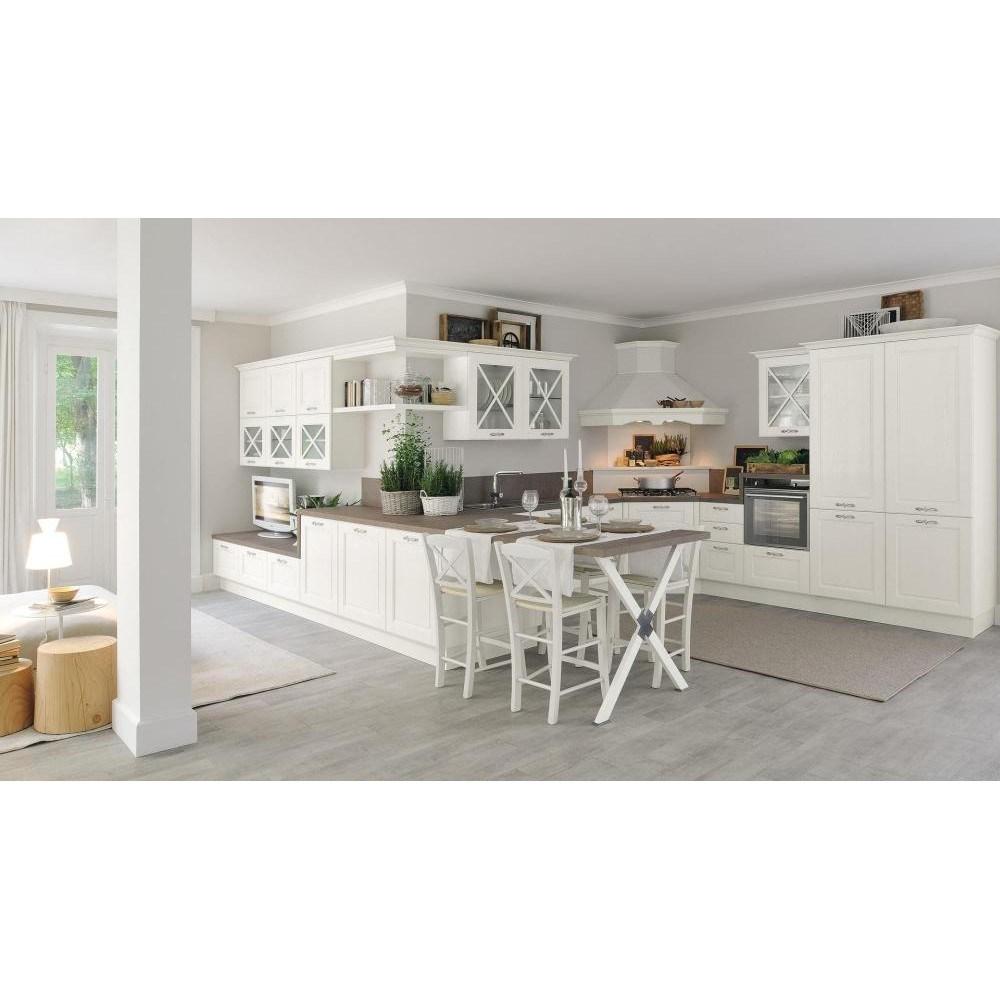 Lube cucine classiche agnese shop online su grancasa - Cucina lube agnese ...