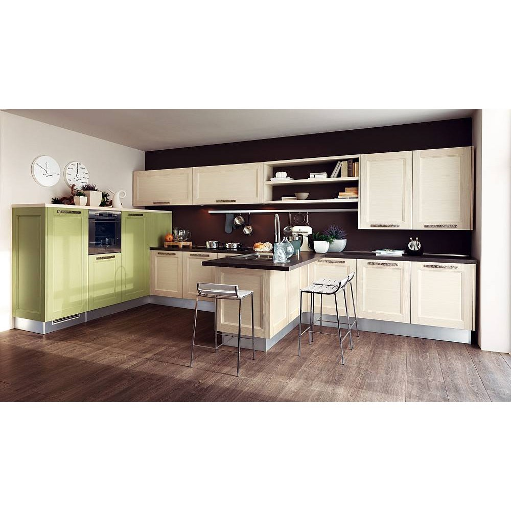 Lube cucine moderne georgia shop online su grancasa for Cucine shop on line