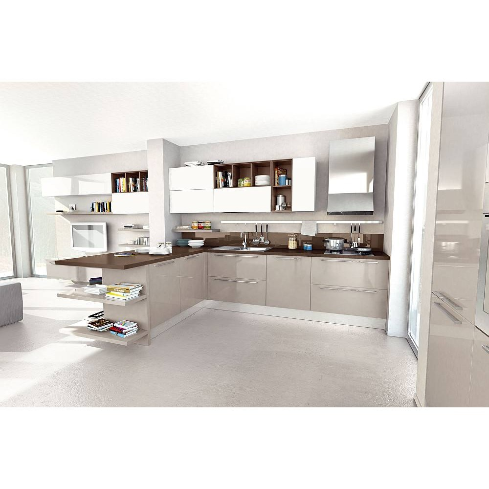 Lube cucine moderne noemi shop online su grancasa - Grancasa cucine ...