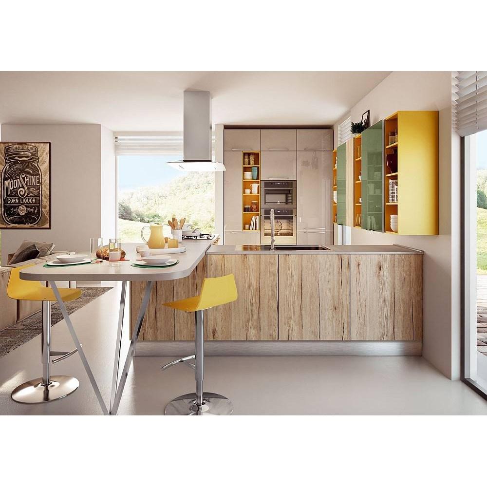 Colori Cucine Lube : Lube cucine moderne swing shop online su grancasa