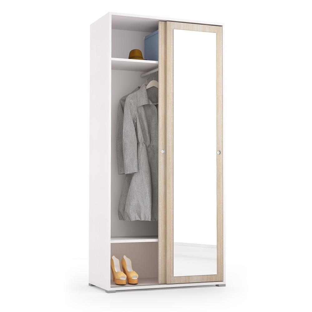 G mobili multiuso el115 1 mobile multiuso 2a scorrevoli - Mobili in specchio ...