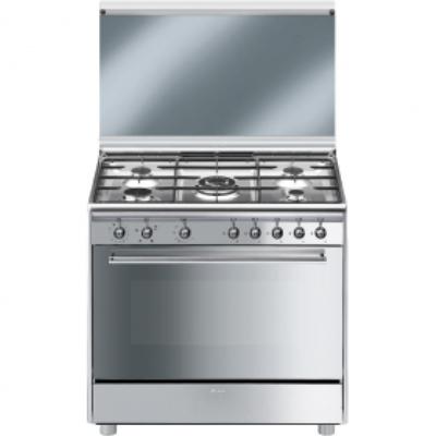 Smeg cucine sx91gve9 libera installazione piano cottura a - Consumo gas cucina ...
