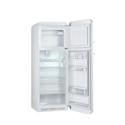 Smeg frigoriferi doppia porta fab30rb1 libera installazione 229l 64l a bianco frigorifero con - Frigoriferi smeg doppia porta ...