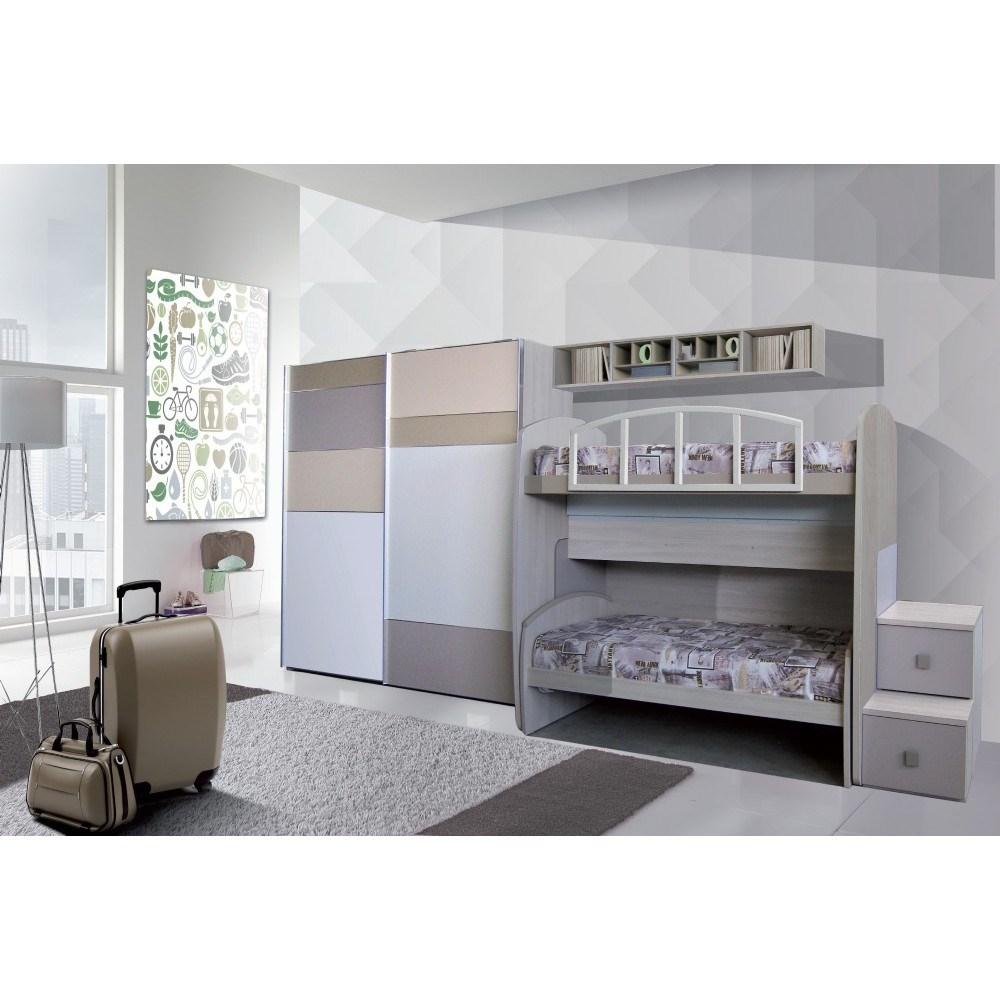 COLLEZIONE TOP Camerette Moderne CAMERETTE POP - shop online su GranCasa