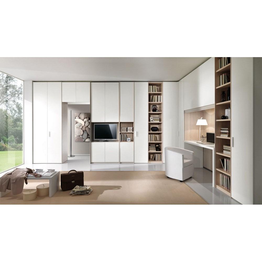 Collezione top camere moderne camere da letto centopercento shop online su grancasa - Camere da letto ultramoderne ...