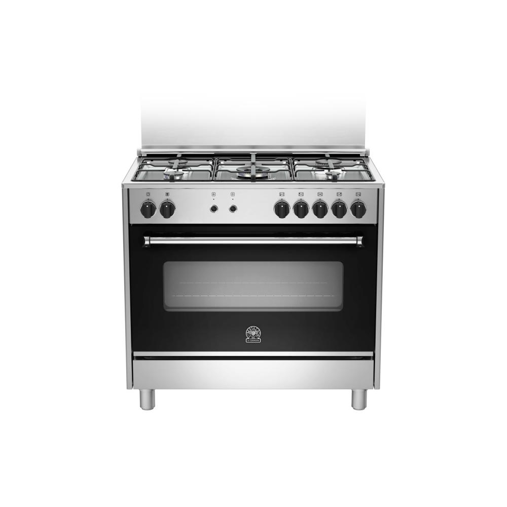 Bertazzoni la germania cucine cucina ams95 c71dx inox gas - La germania cucina ...