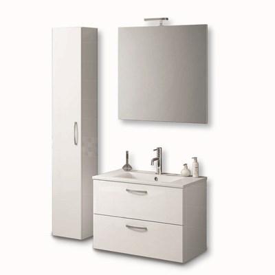 Casa collection adriatica mobili bagno colonna bagno per composizione ravenna shop online su - Mobili bagno grancasa ...