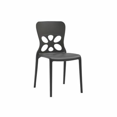 G sedie in plastica sedia fiore shop online su grancasa for Sedie outlet on line