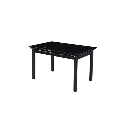 G tavoli tavolo allungabile new best nero shop online su for Tavolo allungabile nero