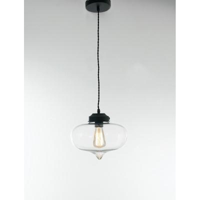 Fan europe lampadari sospensione sanpedro trasp 1xe27 max shop online su grancasa - Grancasa lampadari ...
