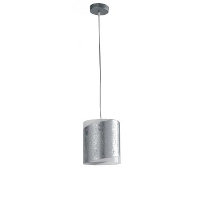Fan europe lampadari sospensione 20x20 paris silver 1xe27 shop online su grancasa - Grancasa lampadari ...