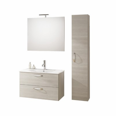 Falegnameria adriatica mobili bagno ravenna colonna 1 anta complemento in supporto alla - Mobili bagno grancasa ...