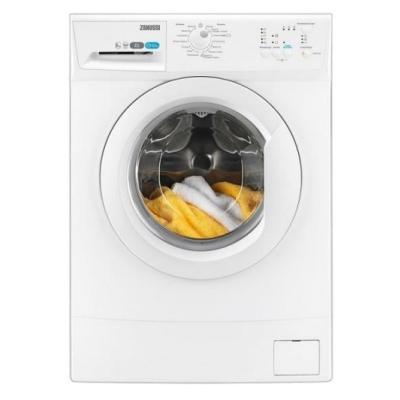 PWSF610EX Libera installazione Carica frontale 6kg 1000Giri/min A++ Bianco lavatrice