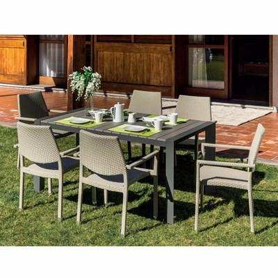 Garden collection tavoli set kolima shop online su grancasa for Tavoli grancasa