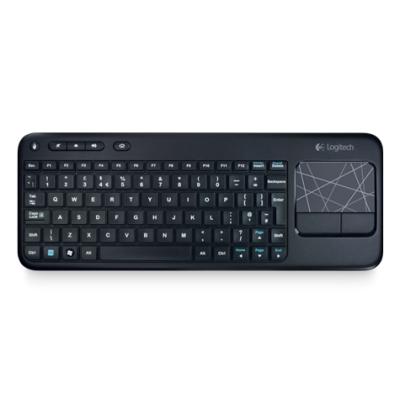 Logitech tastiere wireless touch keyboard k400 n shop online su grancasa - Tastiera del letto ...