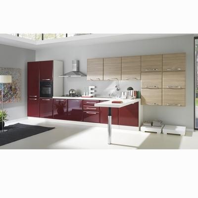 Netcucine cucine moderne ambra shop online su grancasa for Cucine grandi moderne