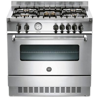 BERTAZZONI LA GERMANIA Cucine A90 5 MFE XT Libera installazione ...