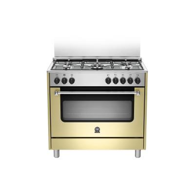 Bertazzoni la germania cucine cucina elettrica amn905mfescre serie americana a 5 fuochi a gas - Grancasa cucine a gas ...