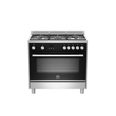 BERTAZZONI LA GERMANIA Cucine FTR905MFESXT Piano cottura Gas A Nero ...