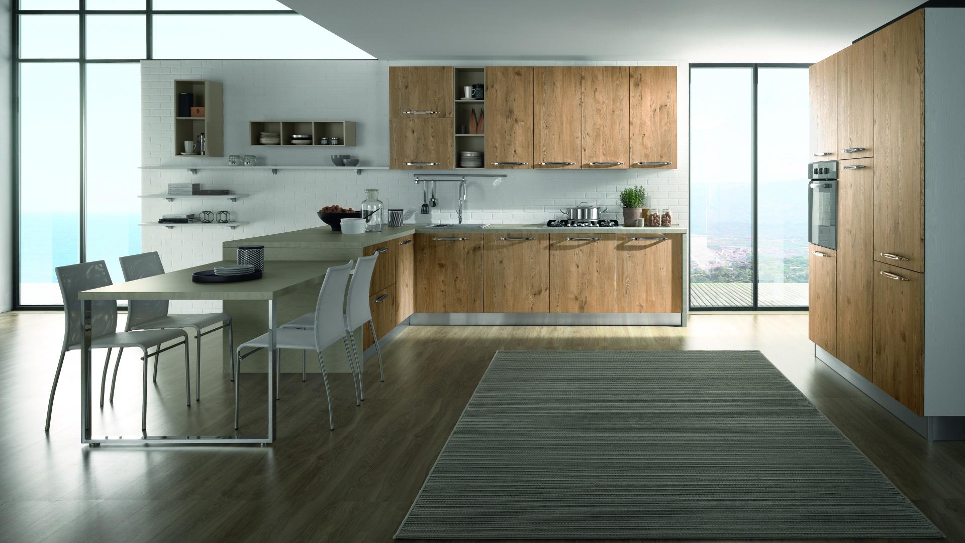Mobilturi cucine moderne brio shop online su grancasa for Grancasa arredamenti