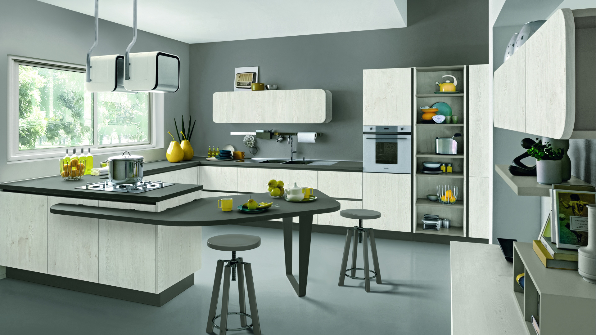 Lube cucine moderne immagina shop online su grancasa for Cucine shop on line